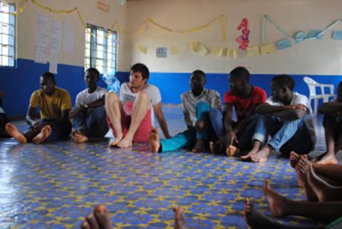 Camp Uganda 2