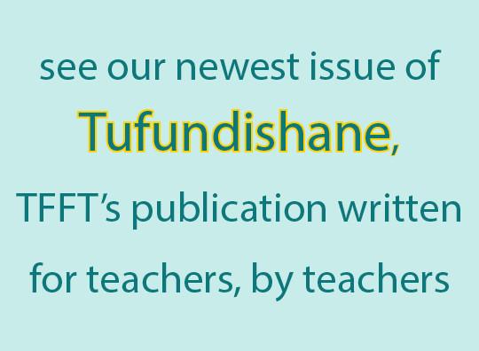 tufundishane