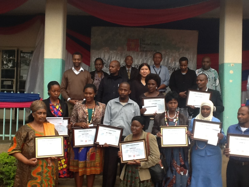 An Impact Study on Most Outstanding Teacher Awards — The