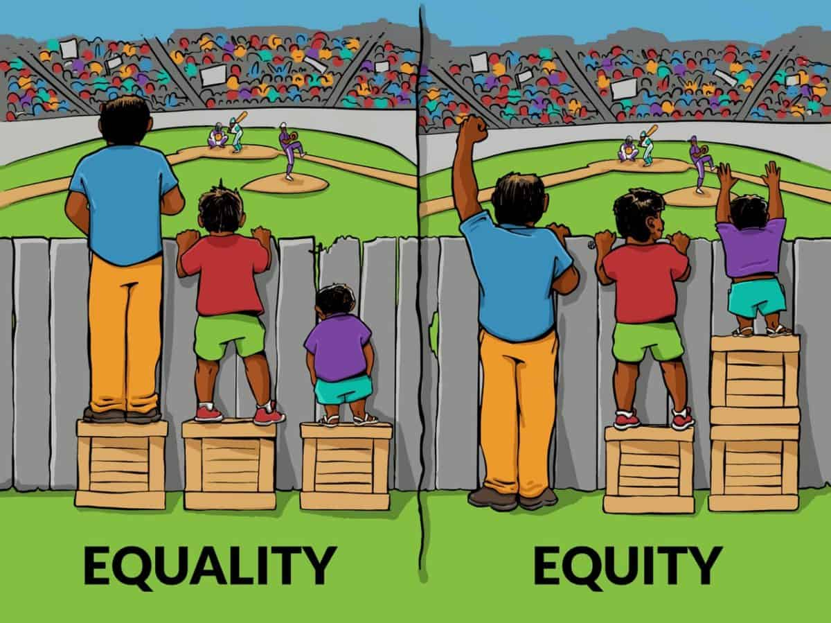 Students Seeking Equal Access To >> The Importance Of Seeking Equity The Foundation For Tomorrow